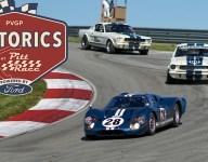PVGP Historics opens at Pitt Race