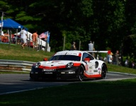 Tandy's Porsche fastest in final Friday Lime Rock practice