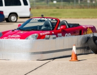 Going Solo: Managing tire temps