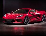 Track testing the 2020 Corvette