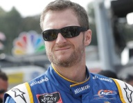 Earnhardt Jr. says he's OK for Xfinity return