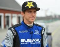 Scott Speed suffers back injury in rallycross