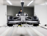 F1 2021 design goals put to the test in the wind tunnel