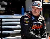 Moffitt eager to open defense of Truck title against 'intense' playoff field