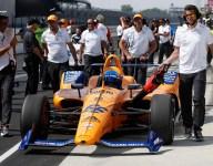 INTERVIEW: de Ferran's plans for McLaren's IndyCar program