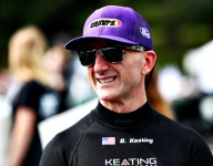 Keating set for WEC with Project 1 Porsche