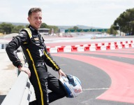 Renault 'devastated' by loss of academy driver Hubert