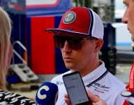 Raikkonen injury led to Ericsson's Alfa call-up