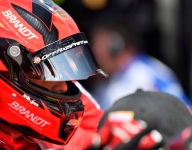 Allgaier, Chastain clash in Watkins Glen Xfinity