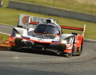 Castroneves fastest for Acura in Road America warm-up