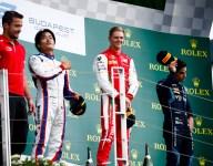 Schumacher scores first F2 victory