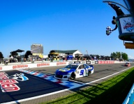 Elliott repeats in dominant style at The Glen