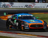 Robinson and Aschenbach for Riley Mercedes AMG in 2020