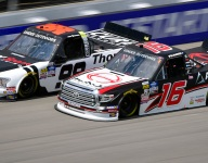 Hill's overtime Trucks win a boost for two-time champ Crafton