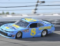 Earnhardt Jr. satisfied with fifth after Xfinity race in Darlington
