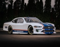 Ford reveals latest Mustang for Xfinity