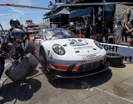 Blancpain GT World Challenge America: Strategy in a 10-minute window