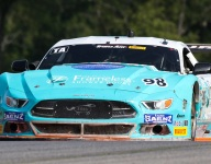 Francis Jr., Boden, and Funk take poles for Mid-Ohio 100