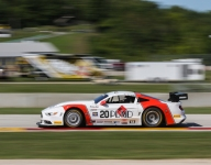 Dyson, Matos, Kezman, Courtney polewinners at Road America