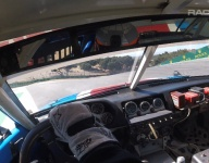 Fast laps at the Monterey Reunion with Kendall in a GTU RX-7