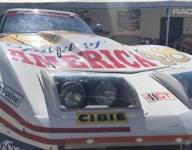 Jordan Taylor's '76 IMSA Greenwood Corvette tour