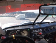 Jordan Taylor Greenwood Corvette visor cam