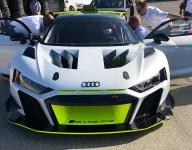 RACER: Tom Kristensen tests new Audi R8 LMS GT2