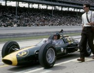 IMS Museum seeking donations to complete restoration of Gurney Lotus Indy car