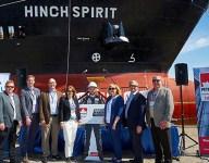 Canadian tanker ships named for IndyCar aces