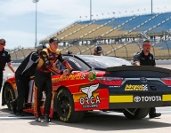 NASCAR interview: Ty Gibbs and Riley Herbst