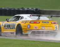 The real art of racing in the rain