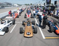 Vintage Indy Registry notches successful Open Wheel Icons event