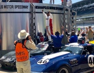Ribbs, Said prevail in VROC Charity Pro-Am at IMS