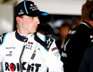 Kubica announces he will leave Williams