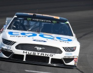 Bowyer tops opening practice in Las Vegas