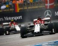 Kubica keeps point as Alfa's German GP appeal fails