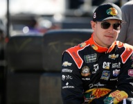 Hemric released by RCR