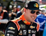 'If I'm in winning stuff, I'm going to win races' - Hemric