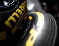 Pirelli pleased after first 18-inch F1 tire test