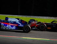 Red Bull, Toro Rosso hit with grid penalties for Russia