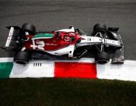 Raikkonen set for pit lane start at Monza
