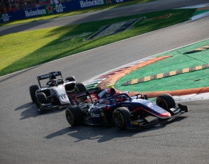 Matsushita wins Monza F2 Feature in tribute to Hubert