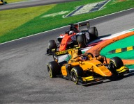 Aitken dominates Monza F2 Sprint Race