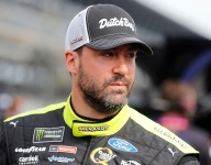 Menard to retire, DiBenedetto lands Woods Brothers seat