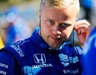 Rosenqvist blasts qualifying penalty