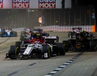 Giovinazzi assessed unusual time penalty