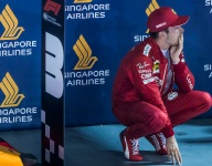 Leclerc vows to learn from Singapore overreaction