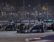 No problem slowing for Hamilton - Bottas