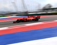 Leclerc takes fourth straight pole position in Russia