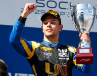Defensive master class seals Ghiotto victory in Sochi F2 sprint